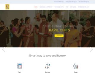 kapilchits.com screenshot