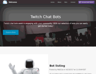kappbot.tv screenshot