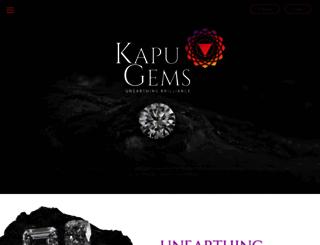 kapugems.com screenshot