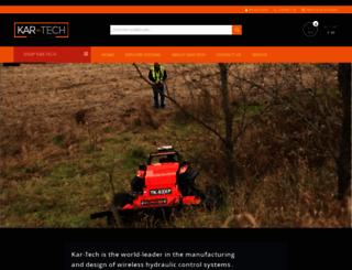 kar-tech.com screenshot