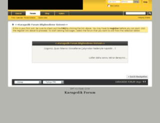 karagedik.info screenshot