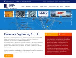 karamtara.com screenshot