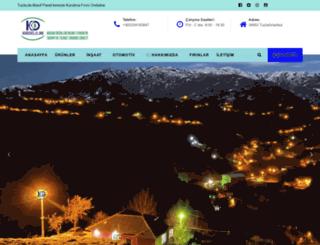 karaoglulari.com.tr screenshot
