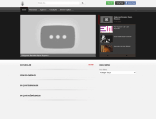 karaokeler.com screenshot