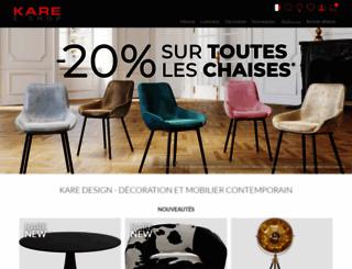 Kare Click access kare click fr kare design décoration et mobilier contemporain