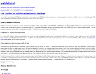 kariirenavi.com screenshot