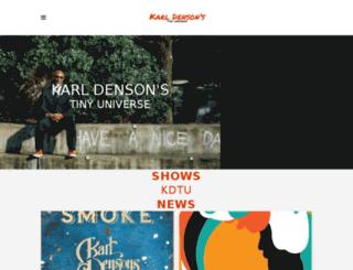 karldenson.us screenshot