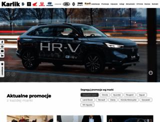 karlik.poznan.pl screenshot