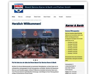 karrer-barth.de screenshot