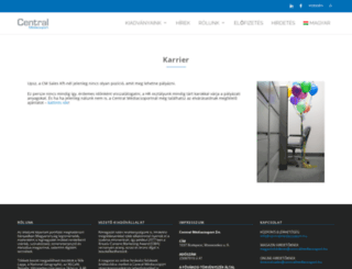 karrier.sanomamedia.hu screenshot