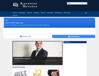 karriere-meister.de screenshot