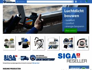 karstenbv.nl screenshot