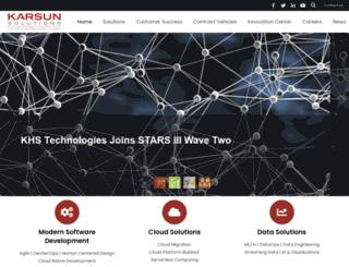 karsun-llc.com screenshot