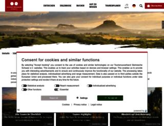 karte.saechsische-schweiz.de screenshot