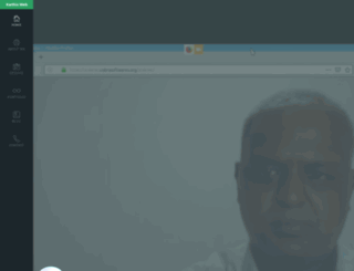 karthik.sg screenshot