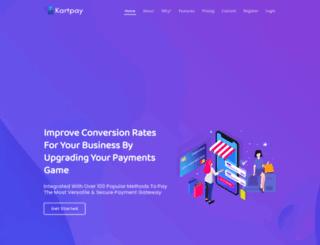 kartpay.com screenshot