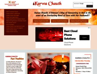 karwachauth.com screenshot