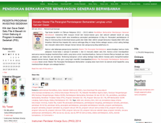 karwapi.wordpress.com screenshot