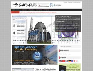 karyaguru.com screenshot