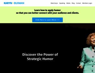 karynbuxman.com screenshot
