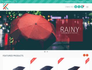 kashvifashion.com screenshot