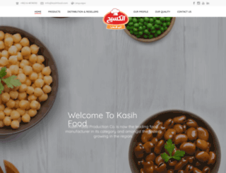 kasihfood.com screenshot