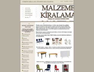 kasikkiralama.com screenshot
