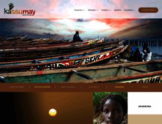 kassumay.com screenshot