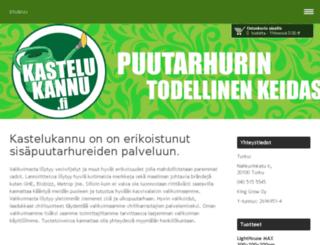 kastelukannu.fi screenshot