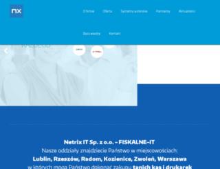 kasy.radom.pl screenshot