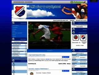 kaszowianka.futbolowo.pl screenshot