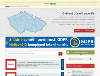 katalog-ucetnich.cz screenshot