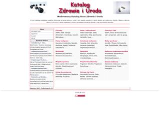 katalog-zdrowieiuroda.pl screenshot