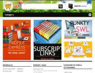 katalogi.clpik-studio.com screenshot