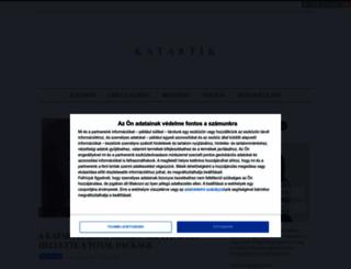 katartik.blog.hu screenshot