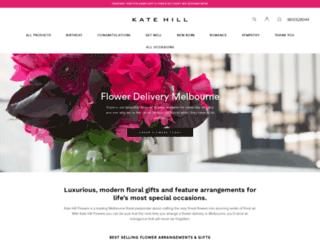 katehill.com.au screenshot