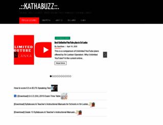 kathabuzz.com screenshot