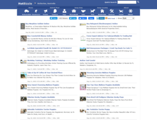 katherine.hotbizzle.com screenshot