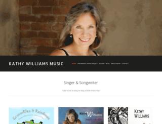 kathy-williams-wosg.squarespace.com screenshot