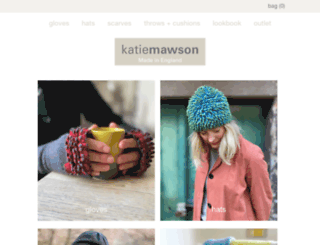 katiemawson.com screenshot