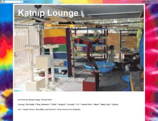 katniplounge.blogspot.com screenshot