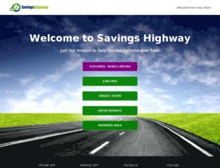 katy.savingshighway.com screenshot