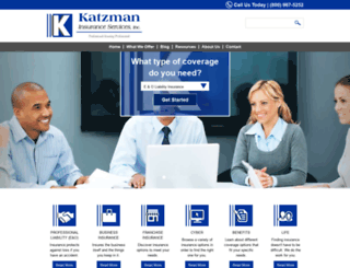 katzmanins.com screenshot