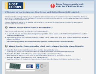 kauf-beratung.com screenshot