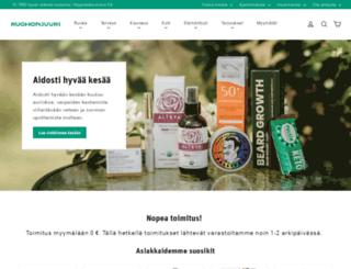 kauppa.ruohonjuuri.fi screenshot