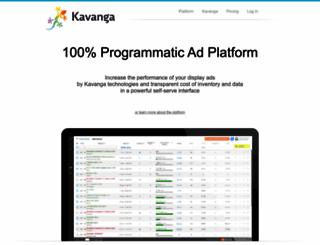 kavanga.ru screenshot