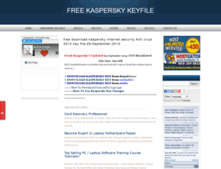 kavkispurekeys.blogspot.com screenshot