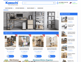 kawachigroup.com screenshot