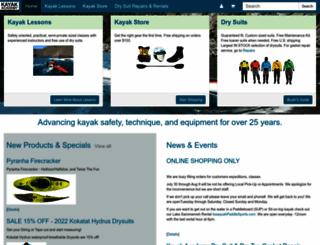 kayakacademy.com screenshot