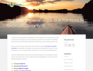 kayakcritic.net screenshot